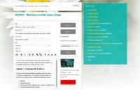 Můj blog a novinky nejen o blogu #2
