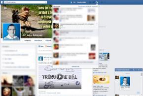 Nejspíš virus na facebooku - Timeline #3