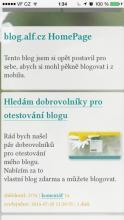 Proc mit vlastni blog #9